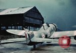 Image of wrecked aircraft France, 1944, second 10 stock footage video 65675070350