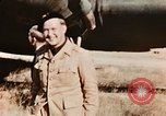Image of American flyers escaped from Swiss internment Annecy France, 1944, second 11 stock footage video 65675070351