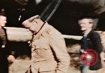 Image of American flyers escaped from Swiss internment Annecy France, 1944, second 12 stock footage video 65675070351