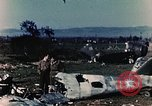 Image of Destroyed German warplanes in World War 2 France, 1944, second 7 stock footage video 65675070352