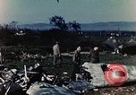 Image of Destroyed German warplanes in World War 2 France, 1944, second 10 stock footage video 65675070352