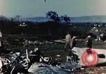 Image of Destroyed German warplanes in World War 2 France, 1944, second 11 stock footage video 65675070352