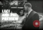 Image of Luci Baines Johnson Washington DC USA, 1966, second 1 stock footage video 65675070354