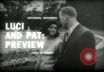 Image of Luci Baines Johnson Washington DC USA, 1966, second 4 stock footage video 65675070354