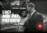 Image of Luci Baines Johnson Washington DC USA, 1966, second 5 stock footage video 65675070354