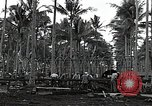 Image of construction work Espiritu Santo Vanuatu, 1943, second 4 stock footage video 65675070359