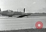 Image of British Royal Navy F4U Corsair aircraft Brooklyn New York USA, 1943, second 7 stock footage video 65675070361
