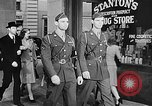 Image of military police United States USA, 1944, second 3 stock footage video 65675070364