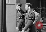 Image of military police United States USA, 1944, second 2 stock footage video 65675070365