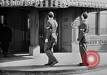 Image of military police United States USA, 1944, second 7 stock footage video 65675070366
