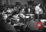 Image of Senate investigation Washington DC USA, 1947, second 7 stock footage video 65675070368