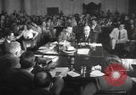 Image of Senate investigation Washington DC USA, 1947, second 11 stock footage video 65675070368