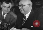 Image of Senate investigation Washington DC USA, 1947, second 12 stock footage video 65675070368