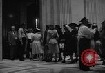 Image of Senate investigation Washington DC USA, 1947, second 8 stock footage video 65675070370