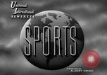 Image of harness racing Goshen New York USA, 1947, second 3 stock footage video 65675070371