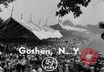 Image of harness racing Goshen New York USA, 1947, second 5 stock footage video 65675070371
