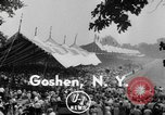 Image of harness racing Goshen New York USA, 1947, second 6 stock footage video 65675070371