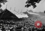 Image of harness racing Goshen New York USA, 1947, second 8 stock footage video 65675070371