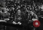 Image of Senate investigation Washington DC USA, 1947, second 3 stock footage video 65675070373