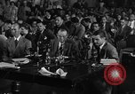 Image of Senate investigation Washington DC USA, 1947, second 6 stock footage video 65675070373