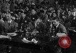 Image of Senate investigation Washington DC USA, 1947, second 8 stock footage video 65675070373