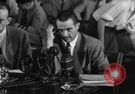 Image of Senate investigation Washington DC USA, 1947, second 10 stock footage video 65675070373