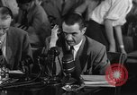 Image of Senate investigation Washington DC USA, 1947, second 11 stock footage video 65675070373
