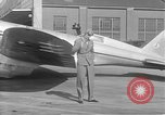Image of Howard Hughes flight from Chicago to Los Angeles Chicago Illinois USA, 1936, second 5 stock footage video 65675070375