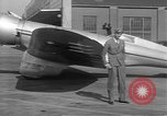 Image of Howard Hughes flight from Chicago to Los Angeles Chicago Illinois USA, 1936, second 6 stock footage video 65675070375