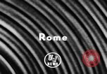 Image of Pope Pius XII Rome Italy, 1957, second 3 stock footage video 65675070383