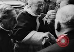 Image of Pope Pius XII Rome Italy, 1957, second 9 stock footage video 65675070383