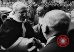 Image of Pope Pius XII Rome Italy, 1957, second 10 stock footage video 65675070383
