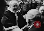 Image of Pope Pius XII Rome Italy, 1957, second 11 stock footage video 65675070383