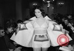 Image of fashion show Rome Italy, 1957, second 7 stock footage video 65675070385