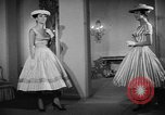 Image of fashion show Rome Italy, 1957, second 12 stock footage video 65675070385