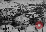 Image of skiing championship Kitzbuhel Austria, 1957, second 7 stock footage video 65675070386