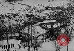Image of skiing championship Kitzbuhel Austria, 1957, second 8 stock footage video 65675070386