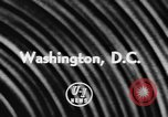 Image of malaria campaign Washington DC USA, 1957, second 3 stock footage video 65675070389