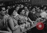 """Image of invitational preview of film """"Man of a Thousand Faces"""" New York United States USA, 1957, second 10 stock footage video 65675070397"""