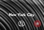 Image of Althea Gibson New York United States USA, 1957, second 4 stock footage video 65675070399