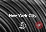 Image of Althea Gibson New York United States USA, 1957, second 5 stock footage video 65675070399