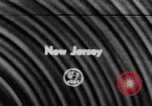 Image of Thomas Jackson New Jersey United States USA, 1957, second 1 stock footage video 65675070400