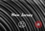 Image of Thomas Jackson New Jersey United States USA, 1957, second 2 stock footage video 65675070400