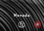 Image of Reno Rodeo Nevada United States USA, 1957, second 2 stock footage video 65675070401