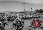 Image of Reno Rodeo Nevada United States USA, 1957, second 7 stock footage video 65675070401