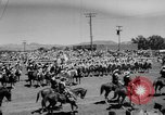 Image of Reno Rodeo Nevada United States USA, 1957, second 9 stock footage video 65675070401