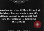 Image of Wright aircraft Le Mans France, 1930, second 1 stock footage video 65675070408