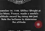 Image of Wright aircraft Le Mans France, 1930, second 2 stock footage video 65675070408