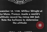 Image of Wright aircraft Le Mans France, 1930, second 4 stock footage video 65675070408