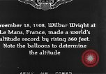 Image of Wright aircraft Le Mans France, 1930, second 5 stock footage video 65675070408